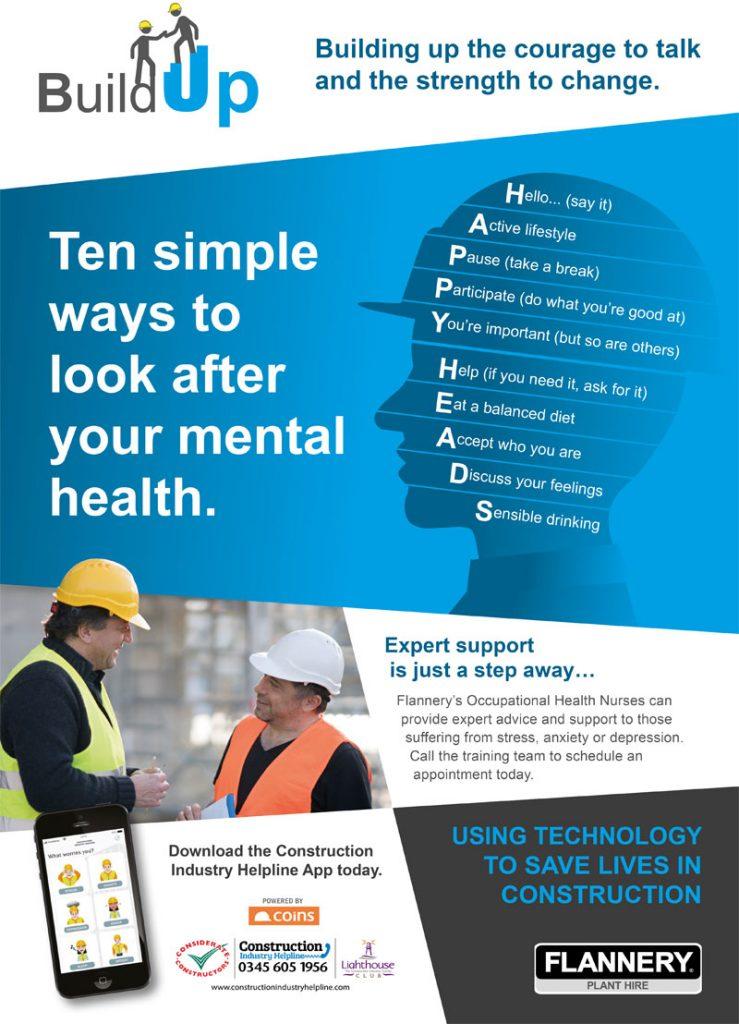 Mental Health Awareness Week 2019 | Flannery